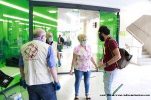 Recollida prodcutes primera necessitat 2010- 07