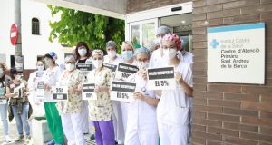 Reivindicacions personal sanitari SAB - 02
