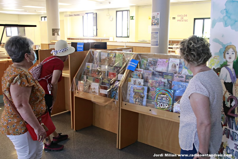 Reobertura Biblioteca Aigüestoses - 02