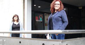 Voluntariat per la llengua 2020  Sofia i Mercè
