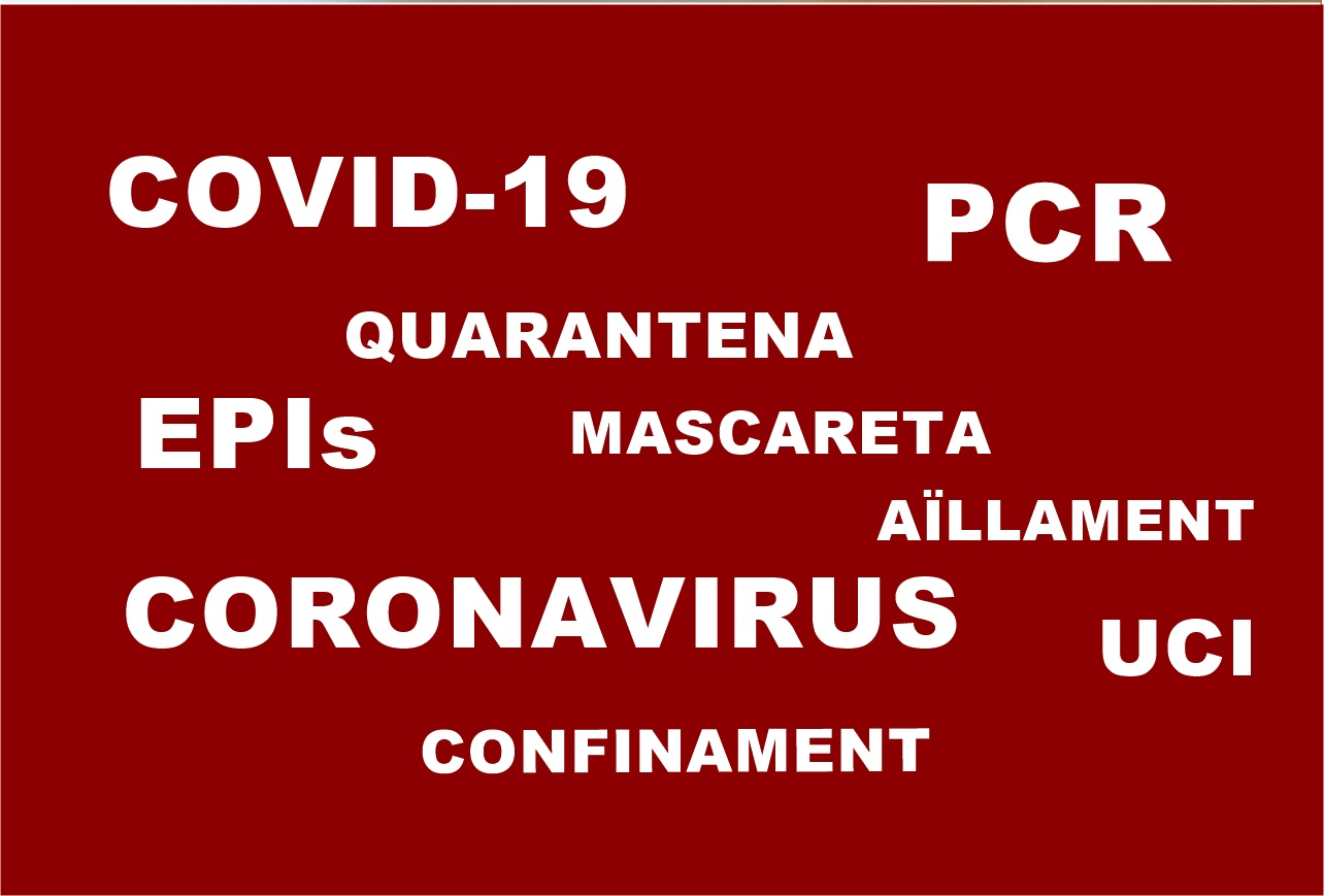 diccionari coronavirus
