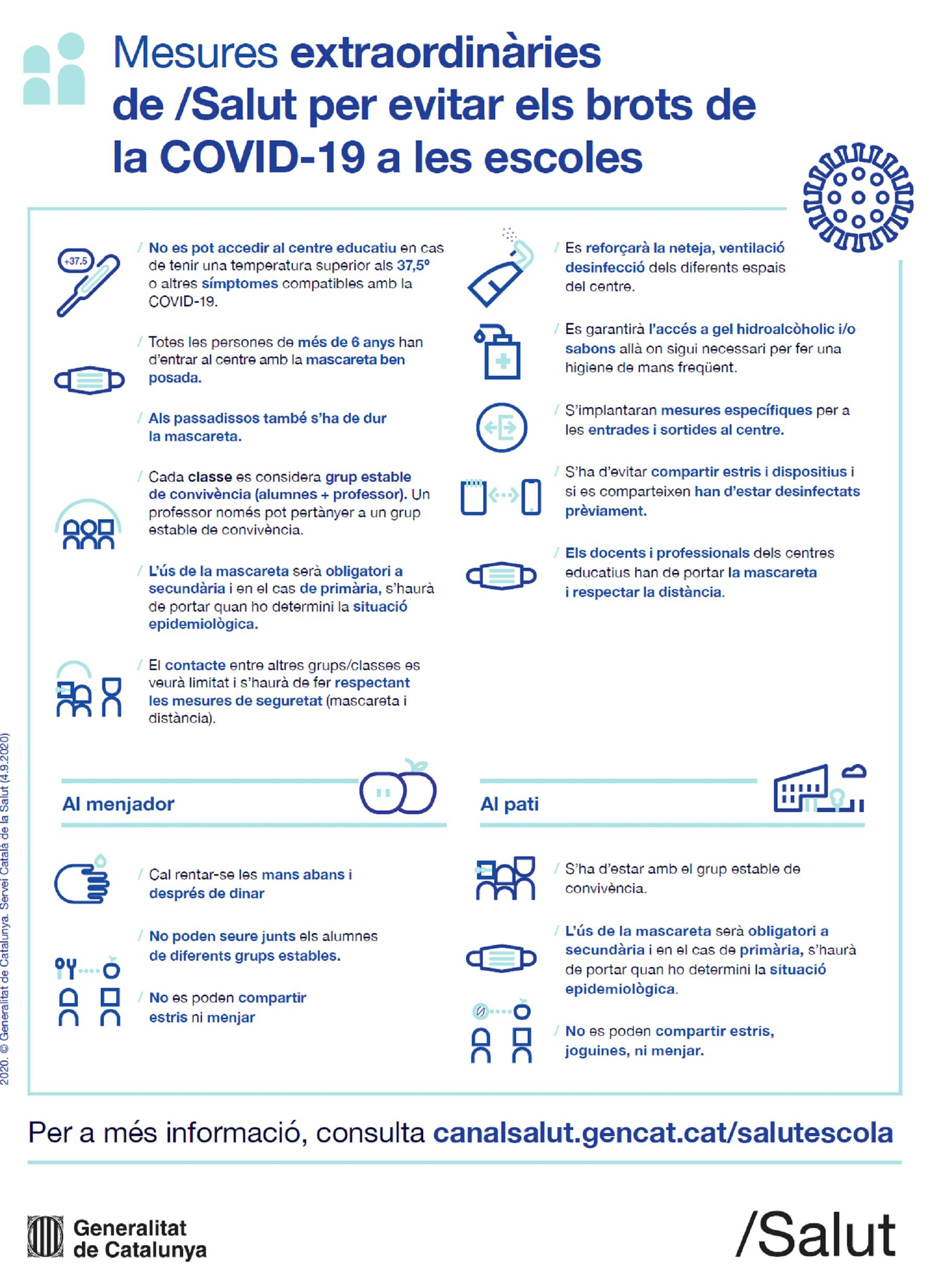 Infogafria salut i escoles