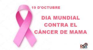 19 OCTUBRE DIA CONTRA CANCER MAMA
