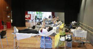 Campanya donació de sang octubre 01