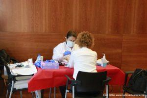 Campanya donació de sang octubre 03