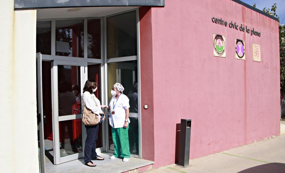 Centre Cívic La Plana Campanya Grip - 101