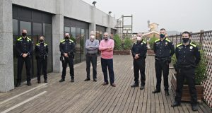Noves incorporacions agents Policia Local SAB - 01