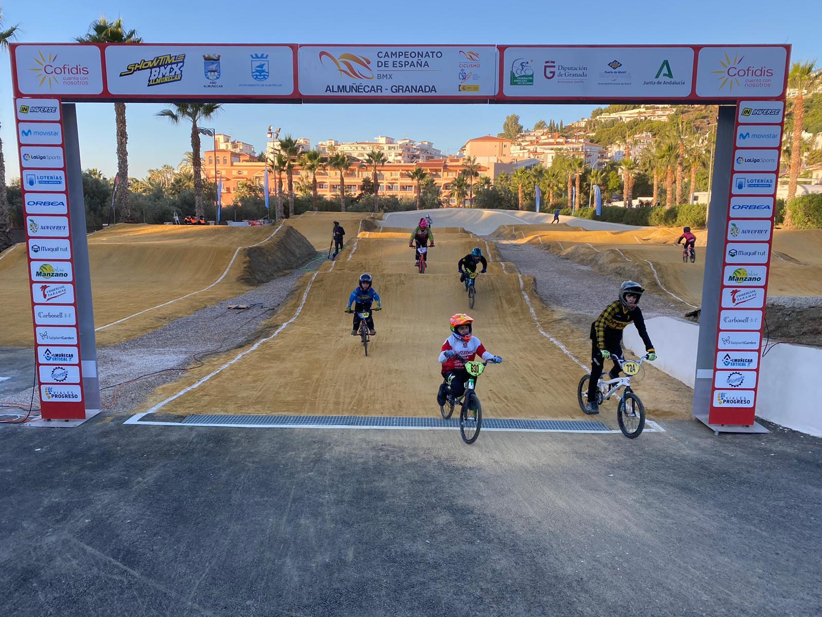 Foto: Real Federación Española de Ciclismo