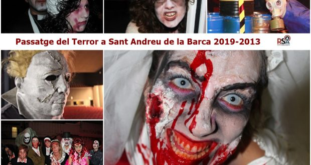 collage passatge del terror