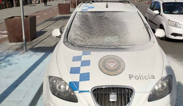 cotxe policia sab