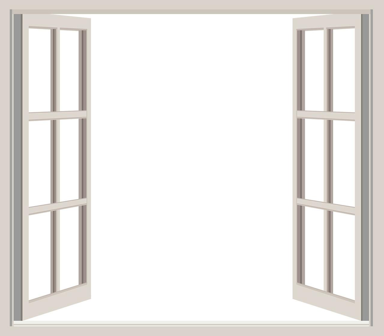 finestra oberta
