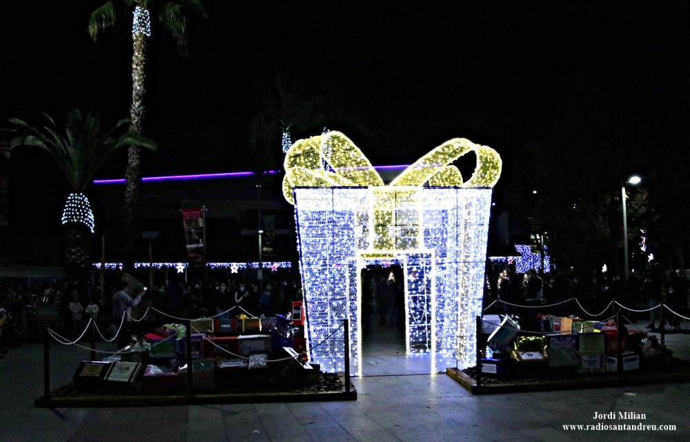 Encesa llums Nadal 2020 - 03