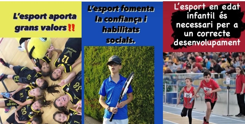 campanyes esport local