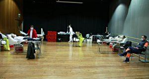 Donació de sang a Sant Andreu de la Barca 02