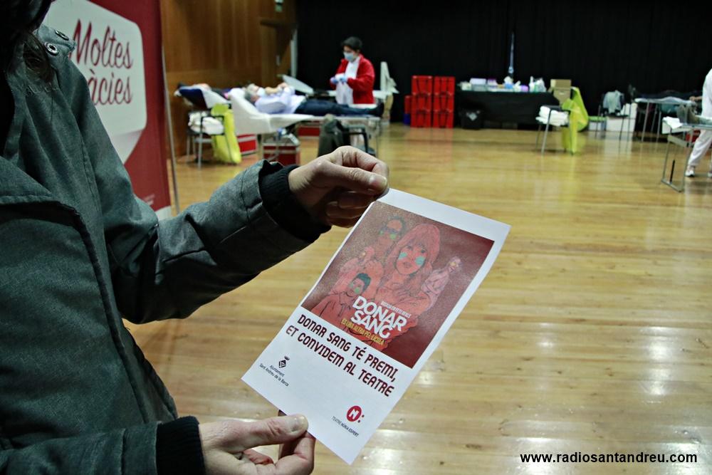 Donació de sang a Sant Andreu de la Barca 04