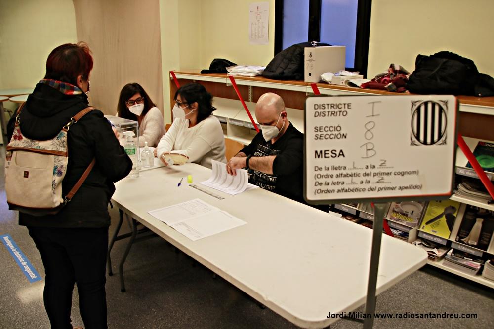 Eleccions al Parlament 2021 - 02