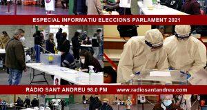 especial informatiu eleccions parlament 2021