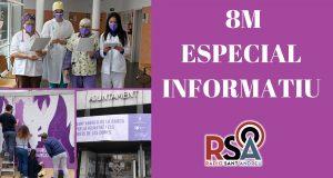 8M ESPECIAL INFORMATIU DE RÀDIO SANT ANDREU