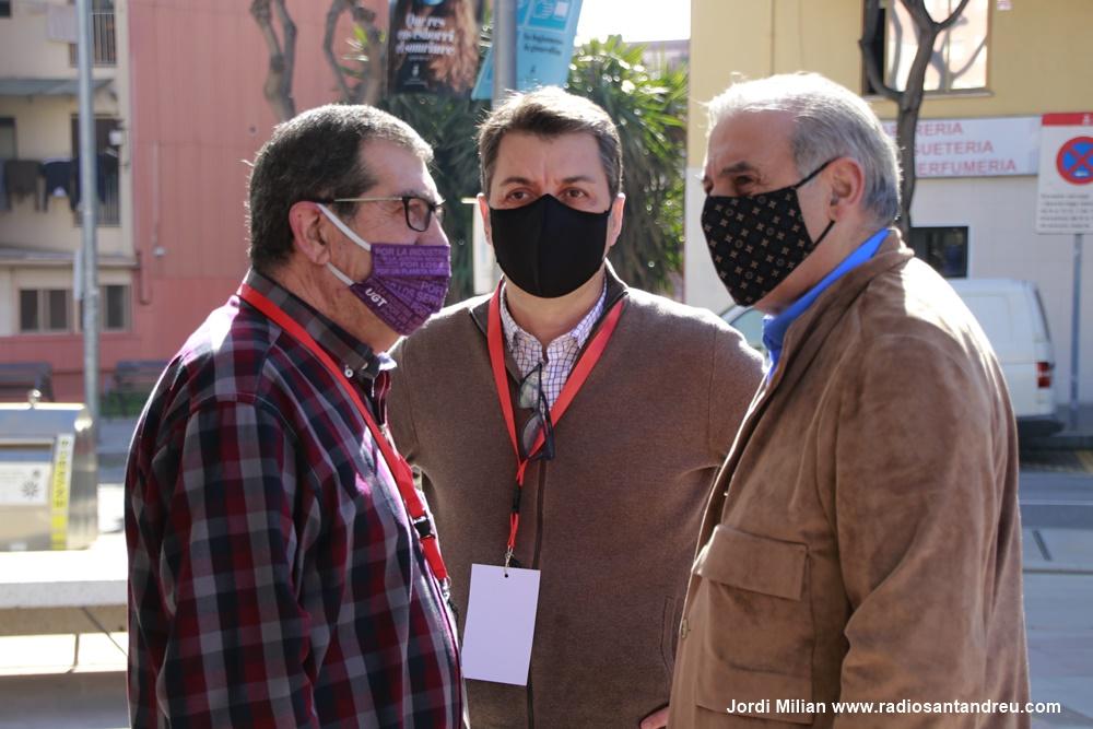 Asemblea UGT Baix Llobregat a SAB - 01