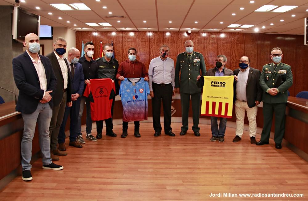 Entitats esportives SAB - Guardia Civil 00