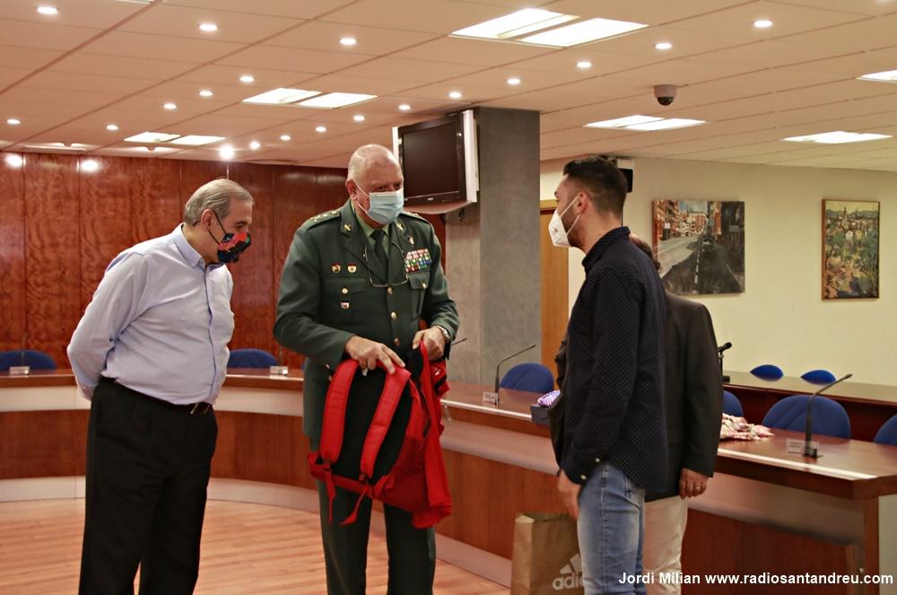 Entitats esportives SAB - Guardia Civil 002