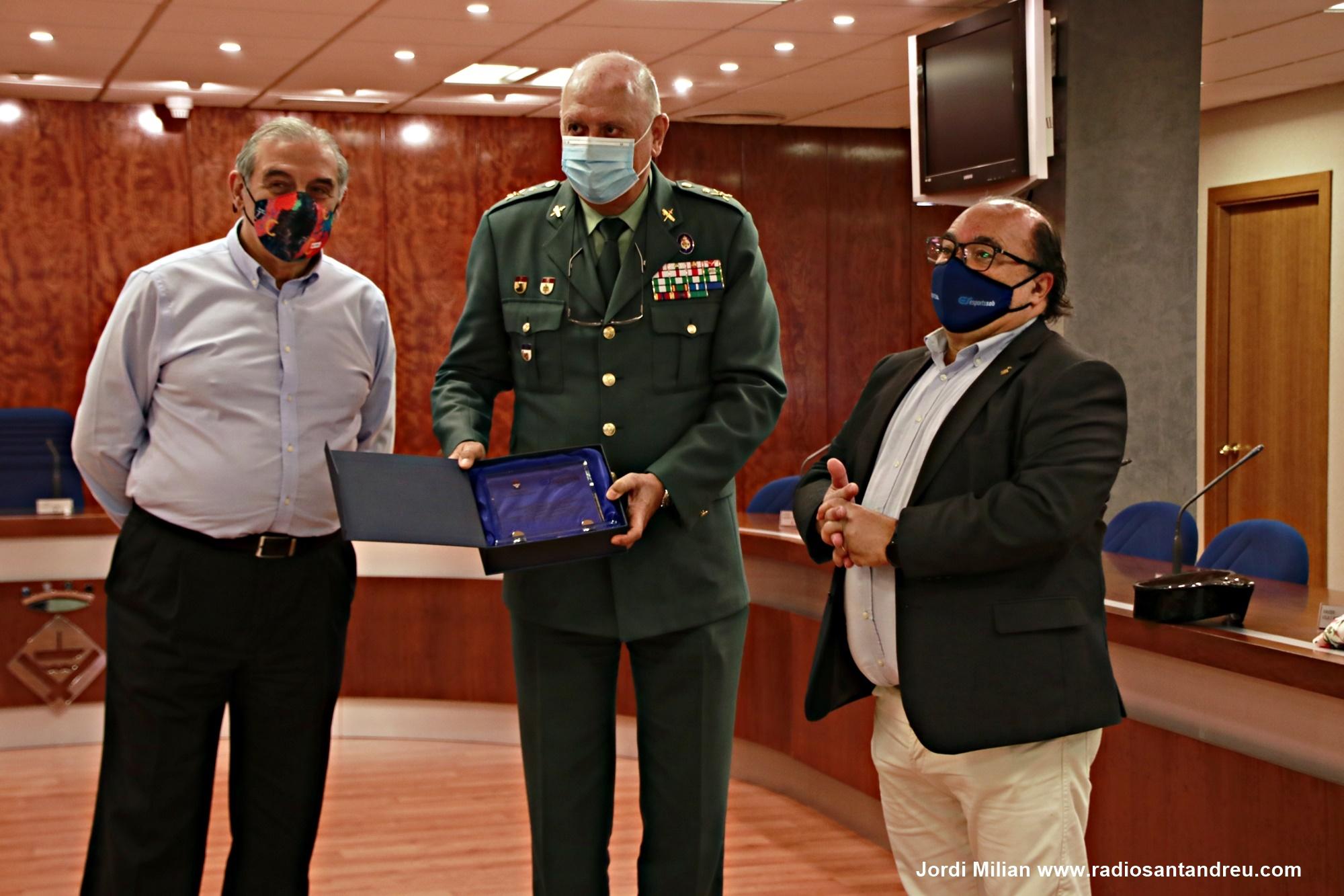 Entitats esportives SAB - Guardia Civil 004