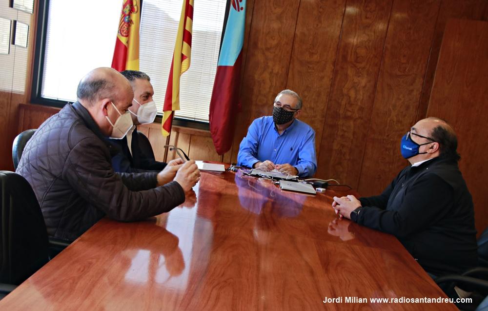 Reunió Ajuntament i Correos per millores oficina SAB - 01