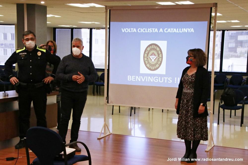Volta Ciclista Catalunya  dispositiu -01