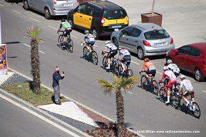 Volta Ciclista a Catalunya a SAB 01