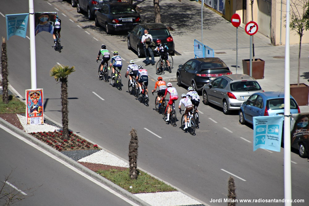 Volta Ciclista a Catalunya a SAB 02