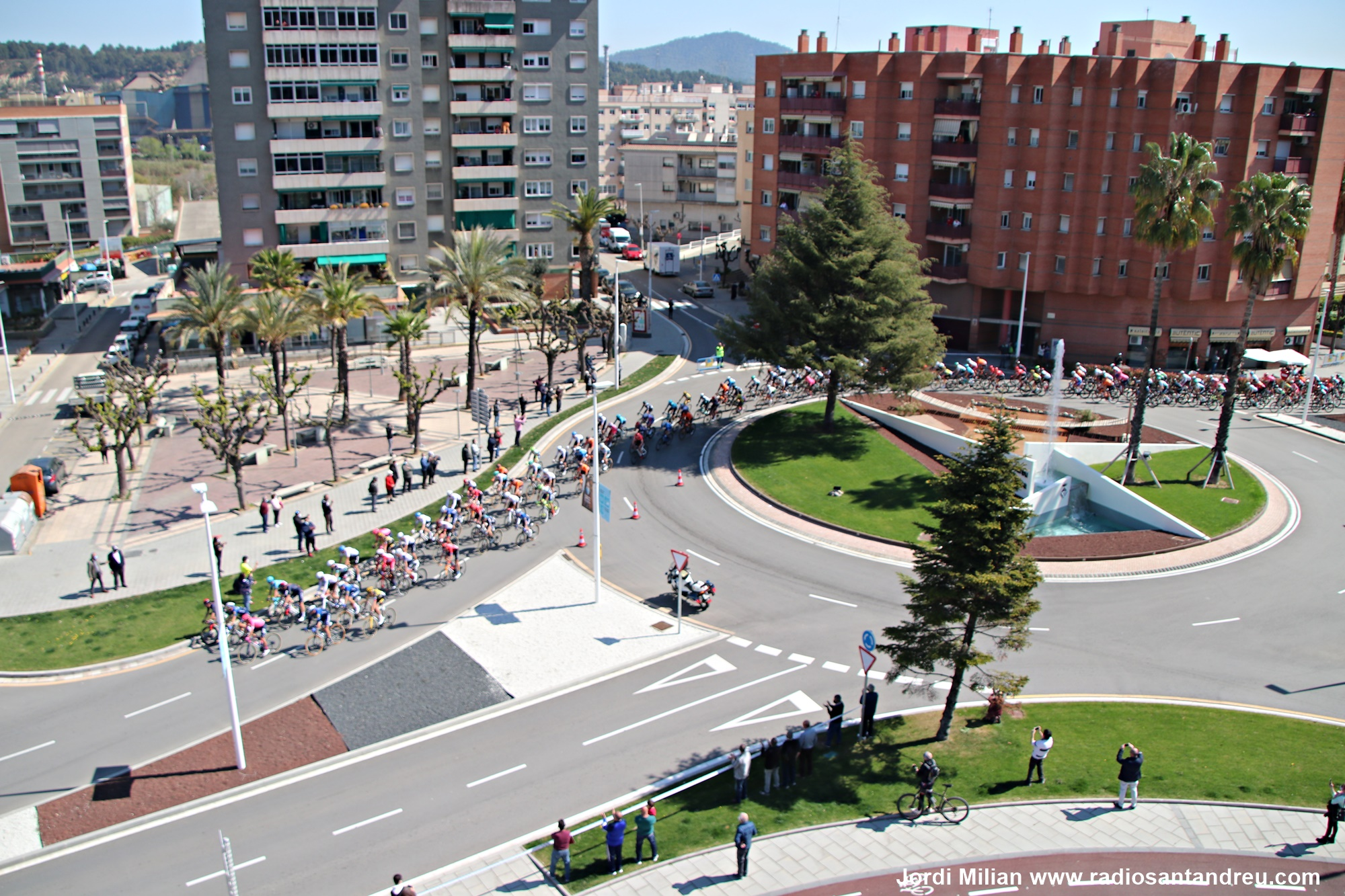 Volta Ciclista a Catalunya a SAB 03