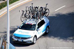 Volta Ciclista a Catalunya a SAB 09