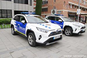 Policia Local vehicles híbrids  02