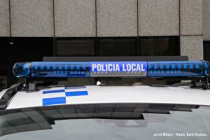 Policia Local vehicles híbrids  03