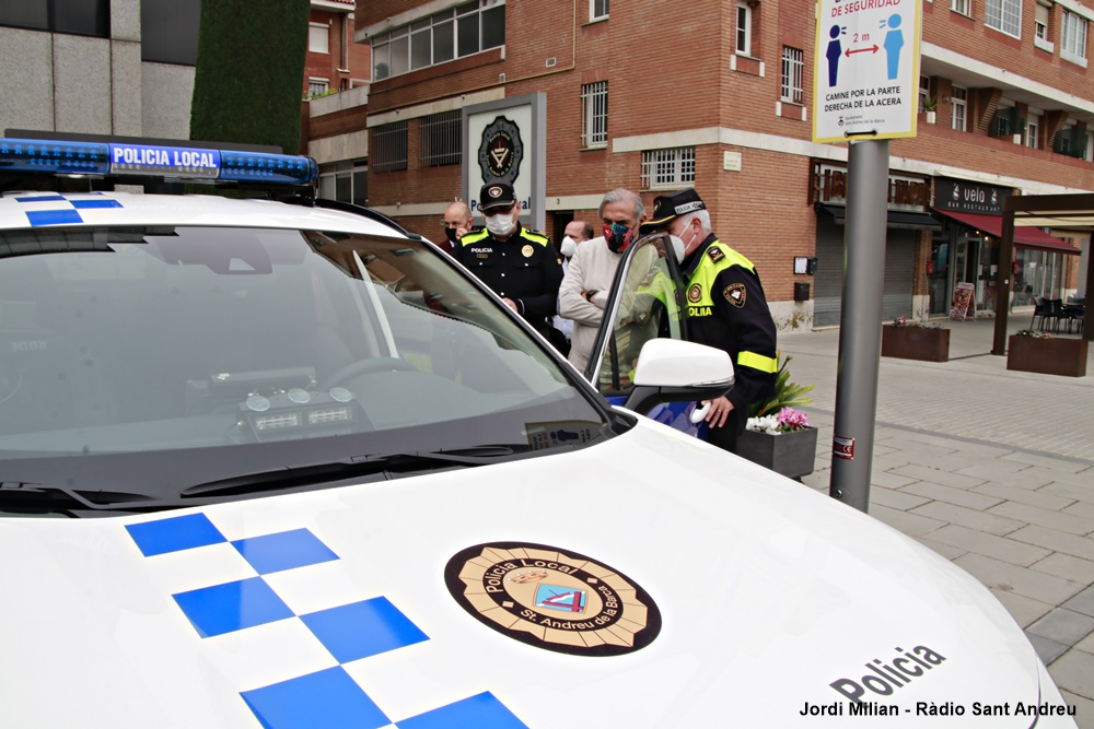 Policia Local vehicles híbrids  04
