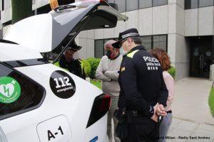 Policia Local vehicles híbrids  05