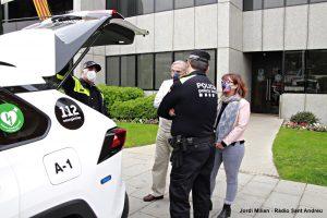 Policia Local vehicles híbrids  06