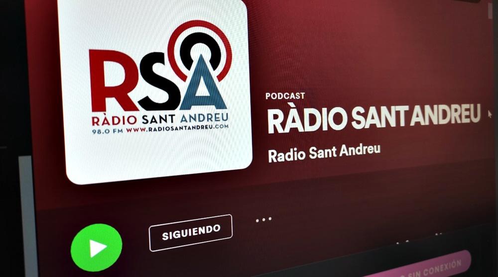 Ràdio spotify
