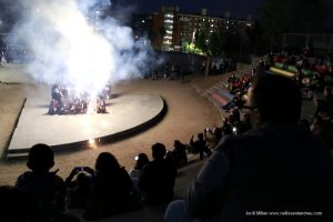 Sant Jordi 21  Espectacle Gegants i Diables 00