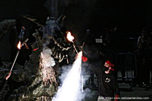 Sant Jordi 21  Espectacle Gegants i Diables 08