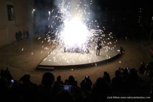 Sant Jordi 21  Espectacle Gegants i Diables 13