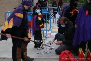 Sant Jordi 21  Espectacle Gegants i Diables 23