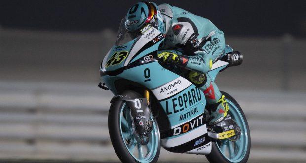 Foto cedida per l'equip Leopard Racing