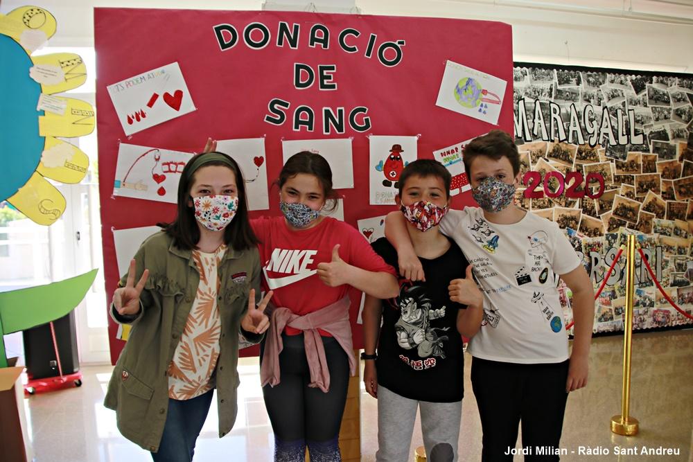 Campanya donació sang Joan Maragall 01