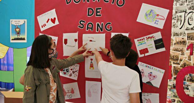 Campanya donació sang Joan Maragall 02