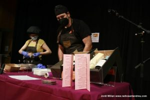 FIRA PRIMAVERA - Maridatge vins i formatges 04