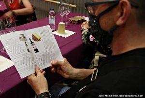 FIRA PRIMAVERA - Maridatge vins i formatges 07
