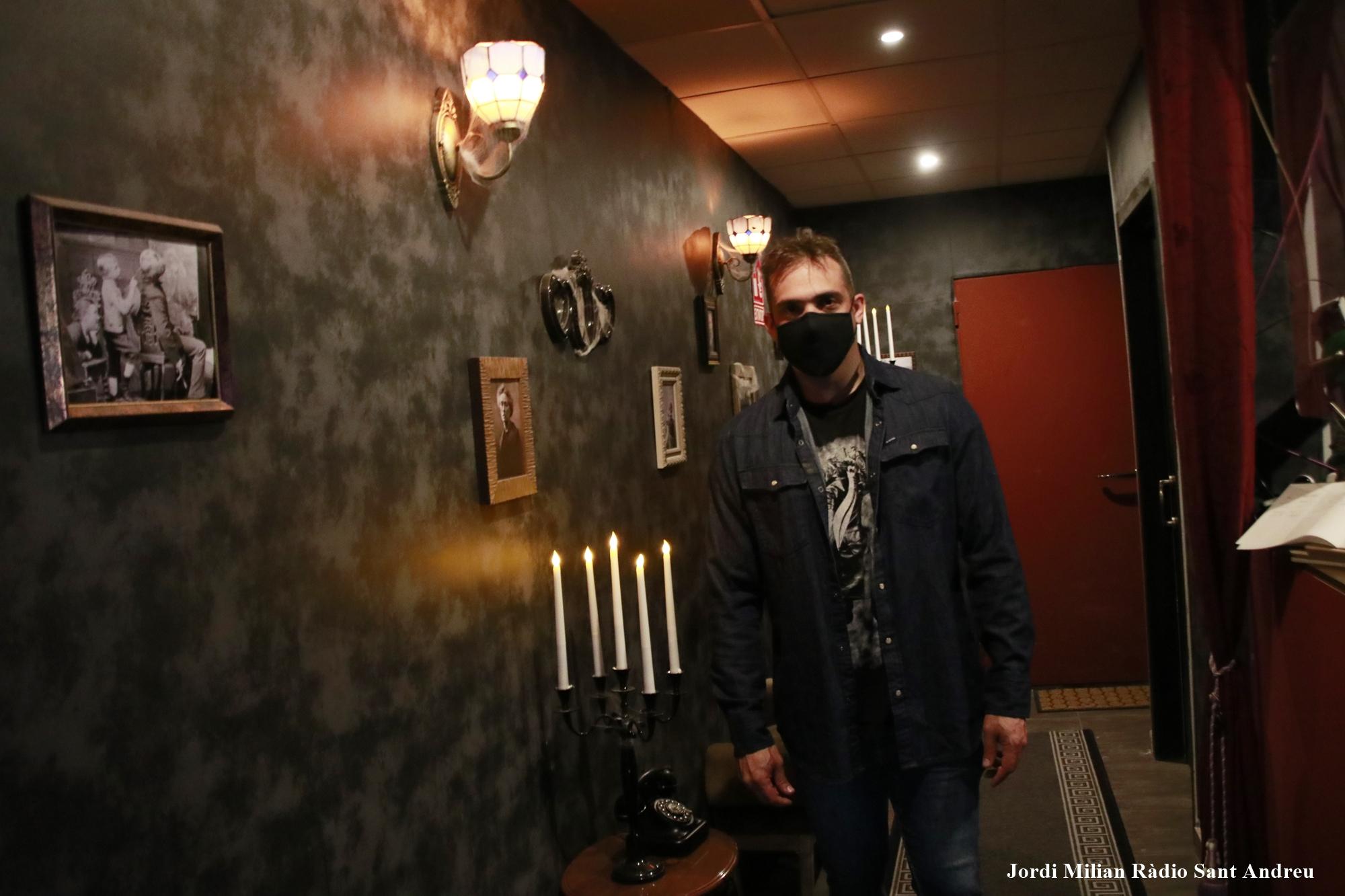 Haunted Hotel SAB - 01