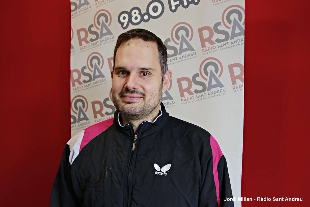 Jordi Morales - sisens Jocs Paralímpic