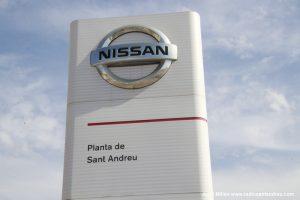 Mobilitzacií NISSAN  Sant Andreu Barca març 2021 - 03